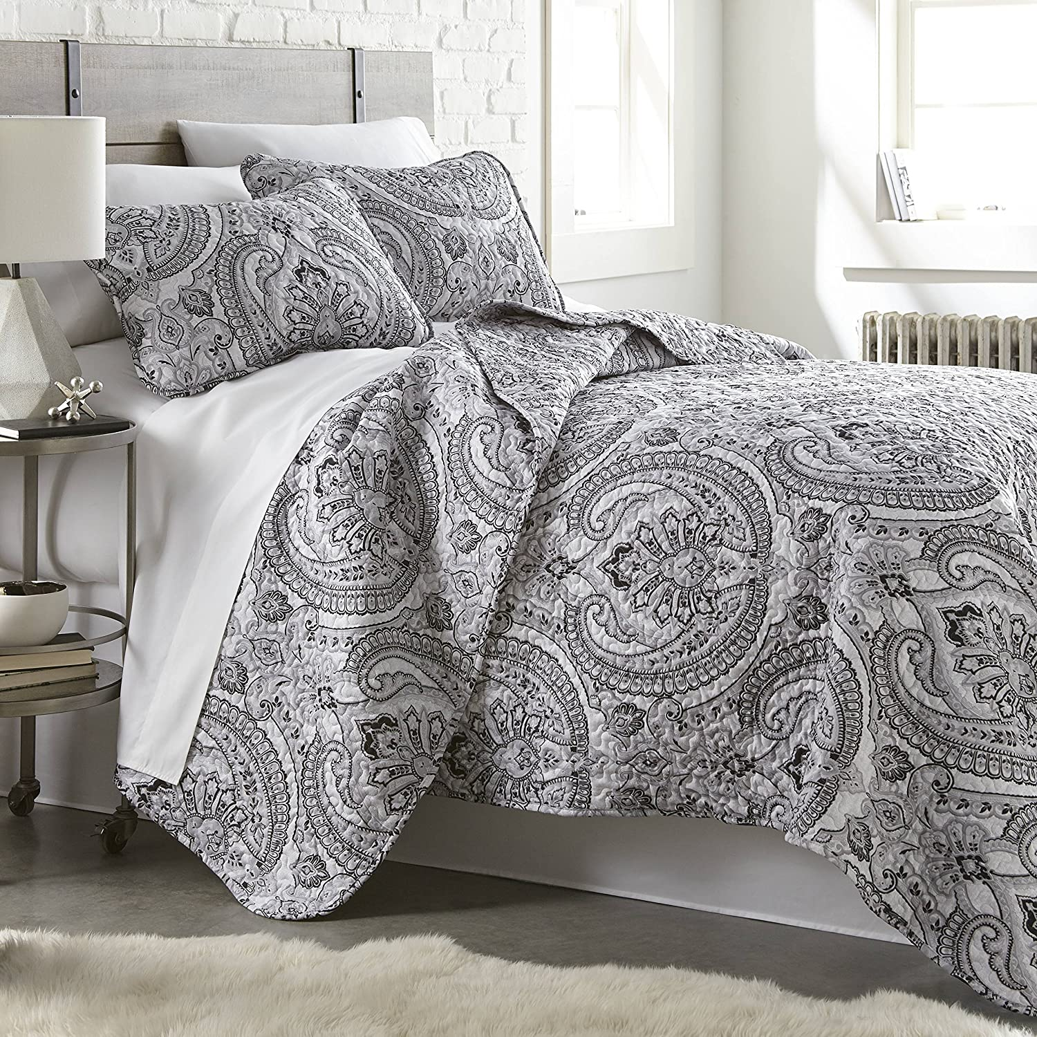 Southshore Fine Linens - The Pure Melody Collection - Quilts