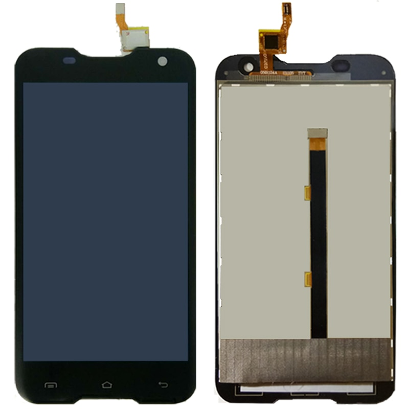 photo of High Quality 5.0 inch For Blackview BV5000 LCD Display + Touch Screen 1280X720 Assembly For Blackview BV 5000 IN Stock