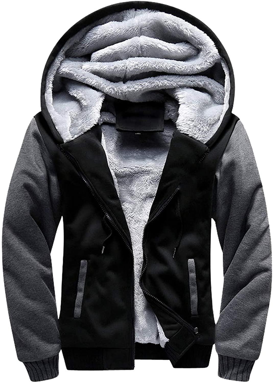 hoodies for men heavyweight fleece sweatshirt full