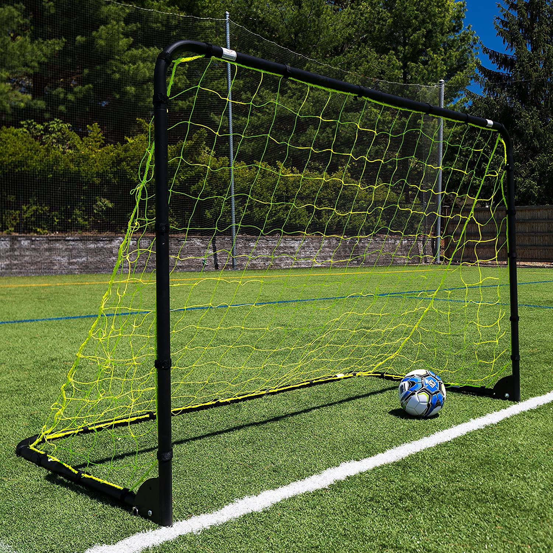 Franklin Sports Premier Steel Soccer Goal - Folding ...