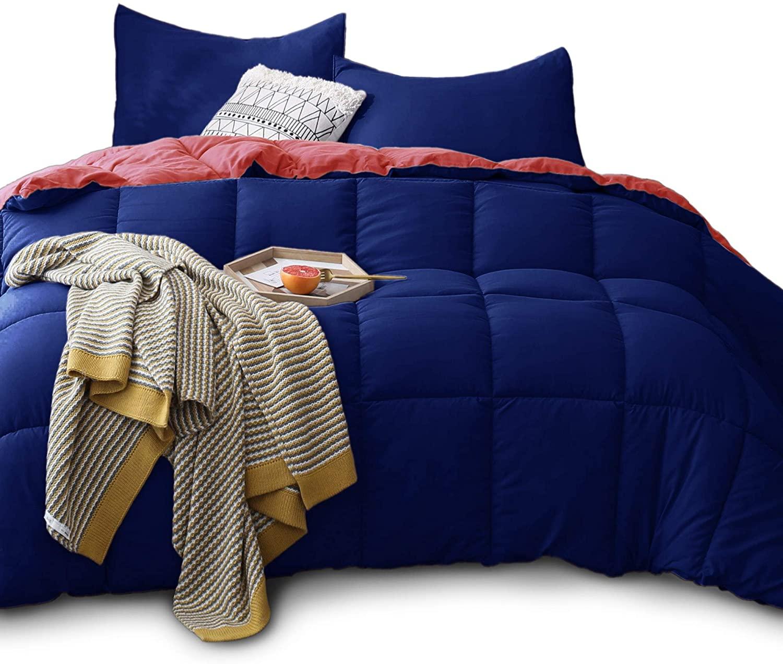 KASENTEX All Season Down Alternative Quilted Comforter Set -