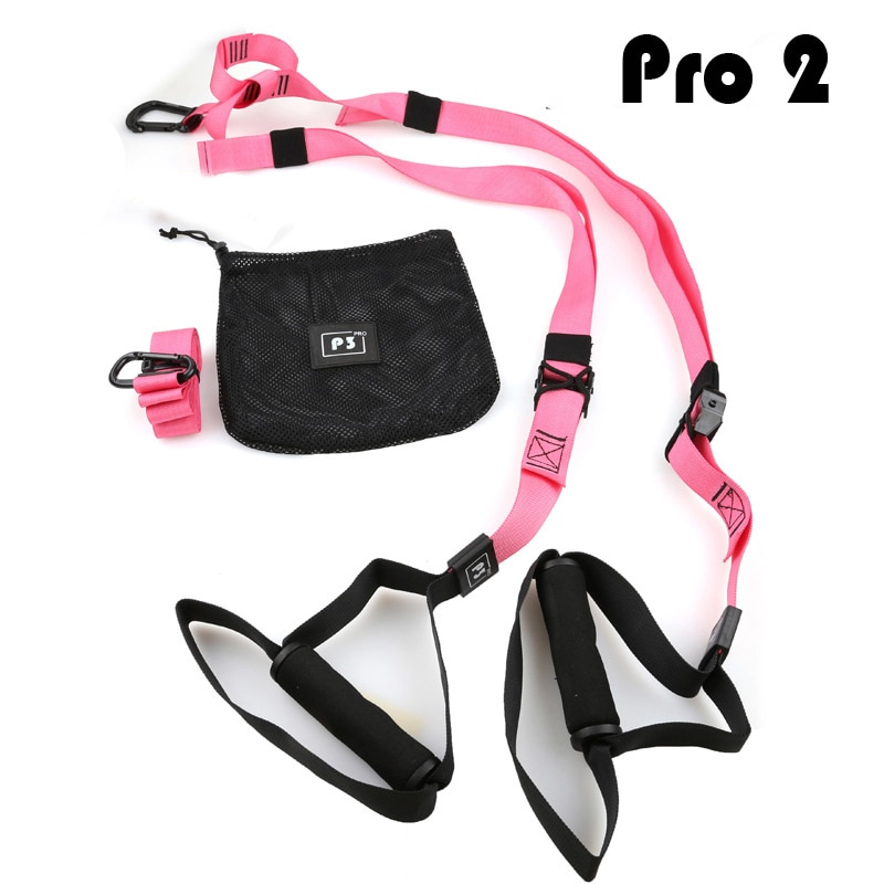 Resistance Bands Fitness Hanging Belt Training Gym workout Suspension Exercise Pull rope Stretching Elastic Straps-1