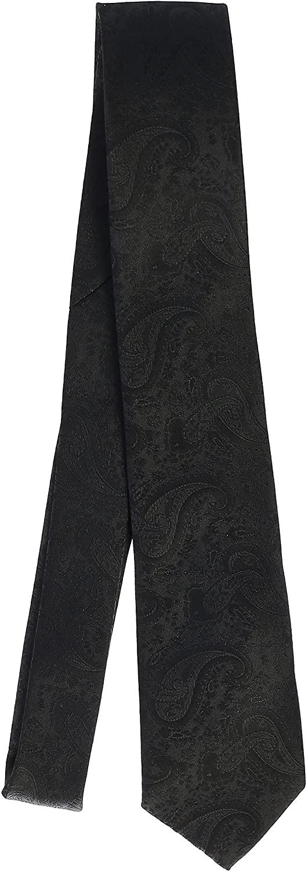 thumbnail 5 - Gioberti Men's Formal 4pc Paisley Vest Necktie Bowtie and Pocket Square
