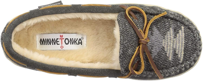 thumbnail 5 - Minnetonka Women's Tilia Suede Moccasin Slippers