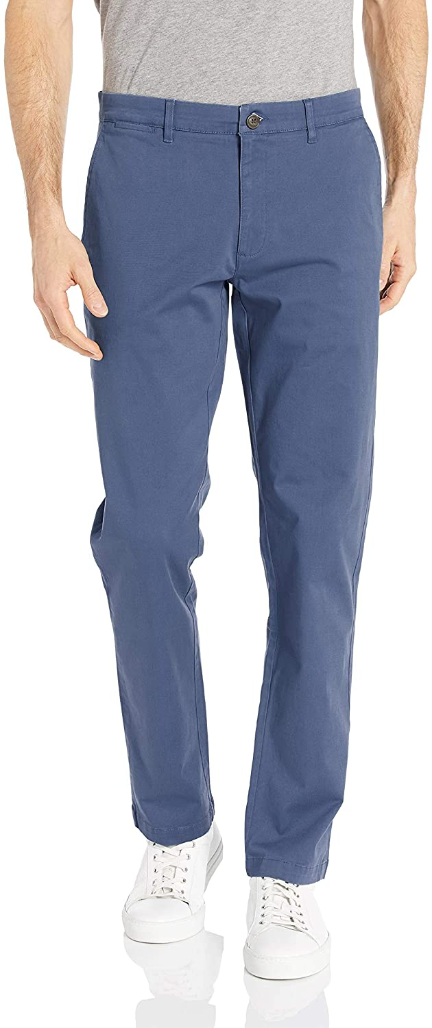 "Goodthreads Men's ""The Perfect Chino Pant "" Slim-Fit Washed"