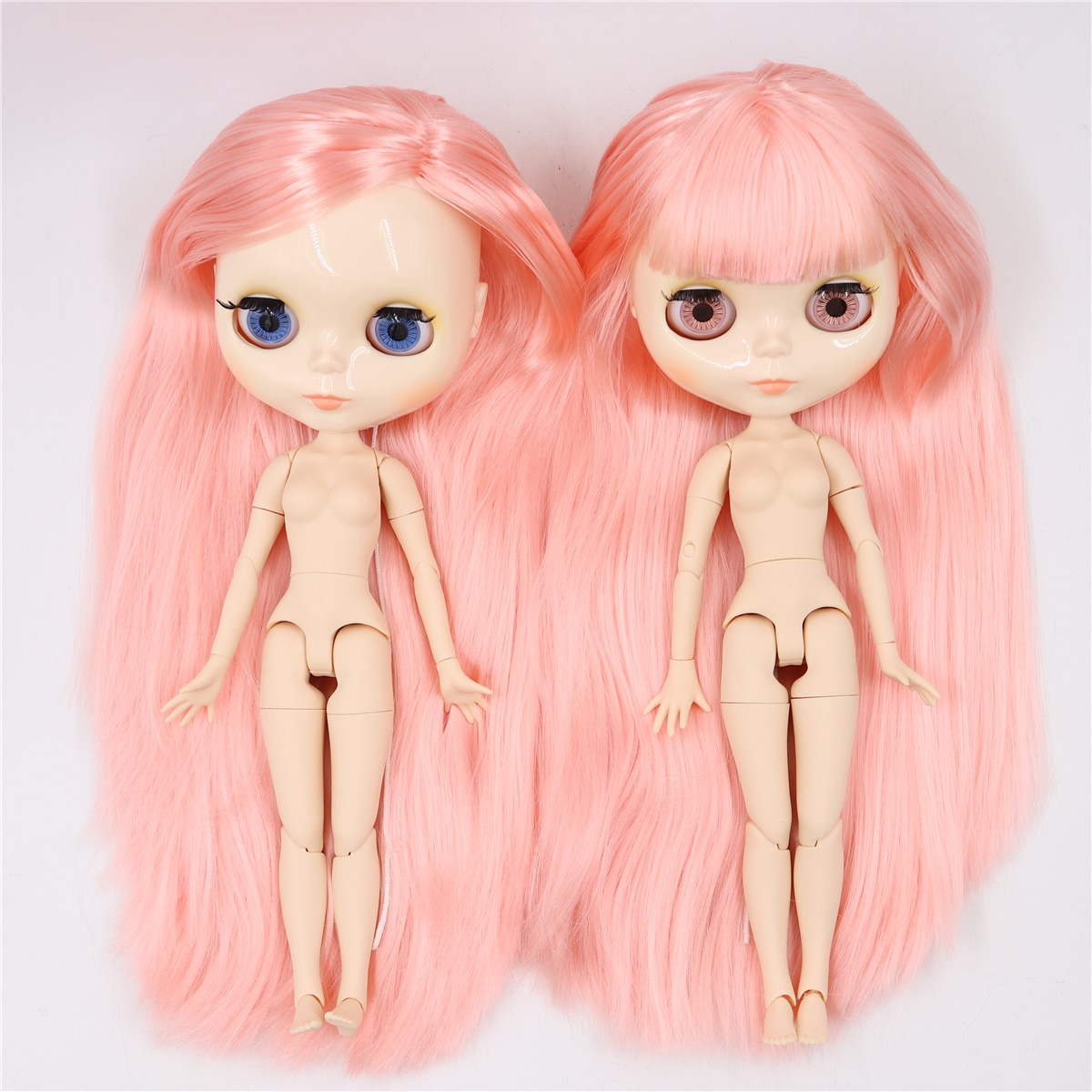 ICY factory blyth doll bjd toy joint body white skin shiny face 30cm 1/6 on sale special offer-4