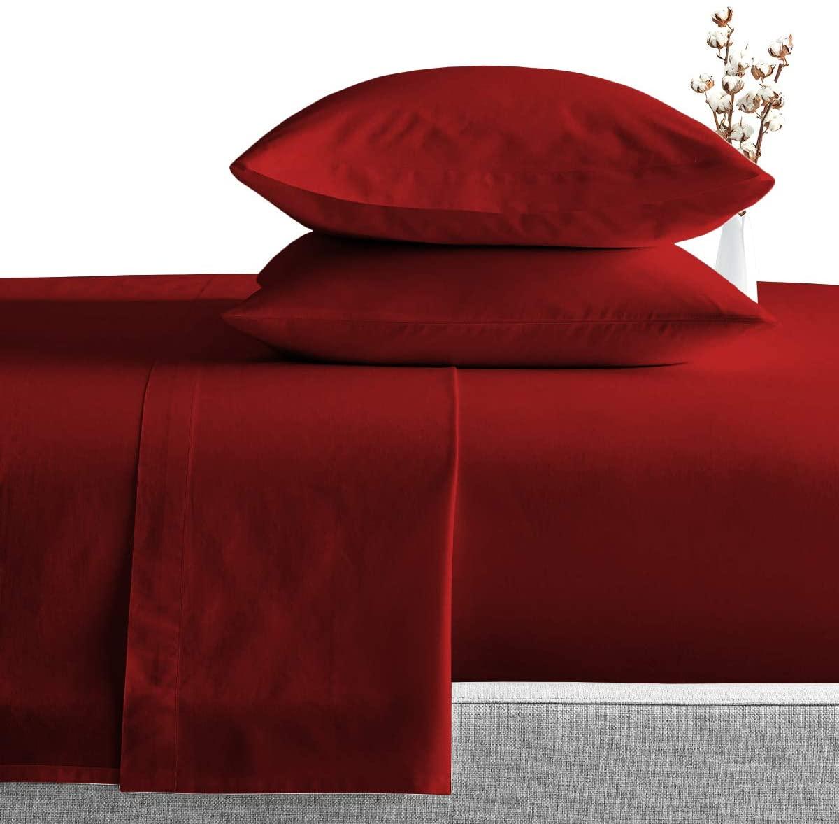 SGI bedding Twin Size Sheets Luxury Soft 100% Egyptian Cotto