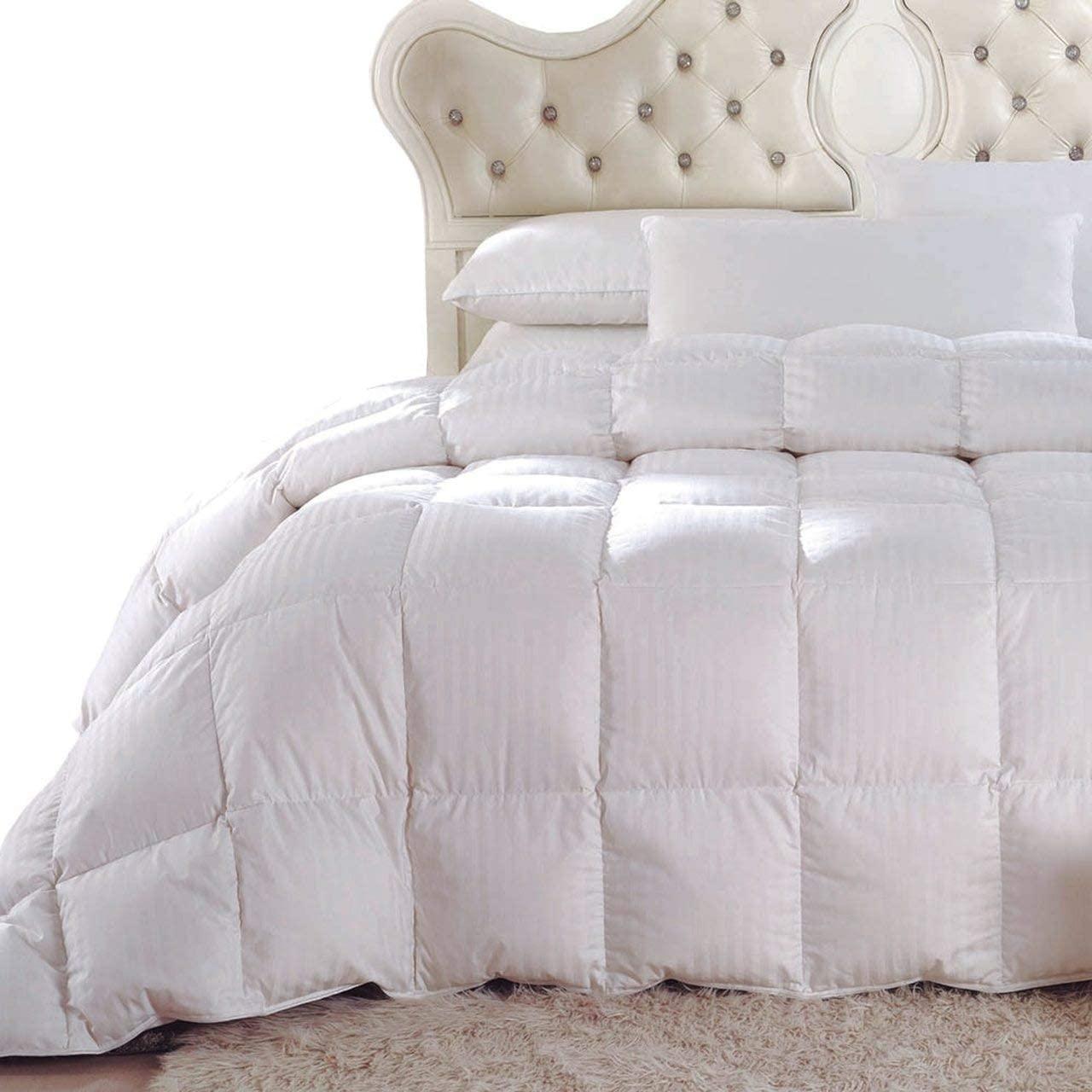Royal Hotel Down Comforter, Hypoallergenic Down Comforters,