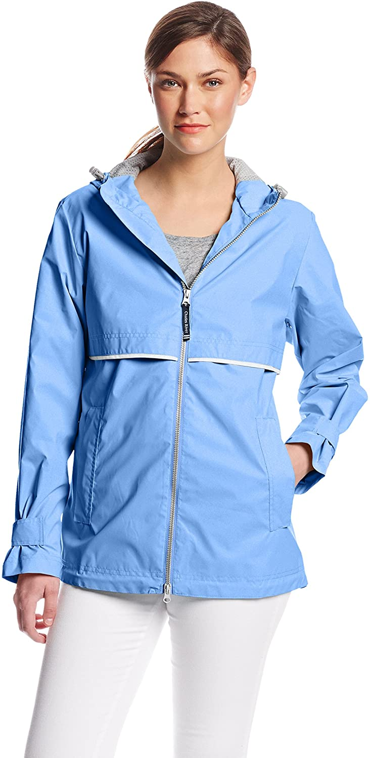 Charles River Apparel womens New Englander Wind & Waterproof